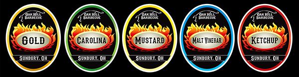 BBQ Labels