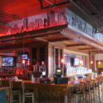 Cinci's Bar Soffet Mural