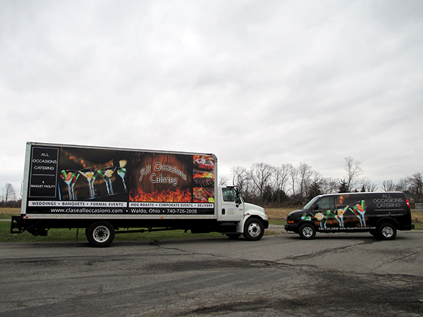 Box Truck and Van Graphics