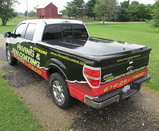 Avery Supercast Vehicle Wrap Graphics