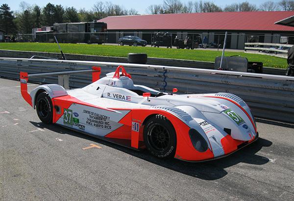 Racecar Wrap