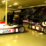 Racecar and Trailer Wrap